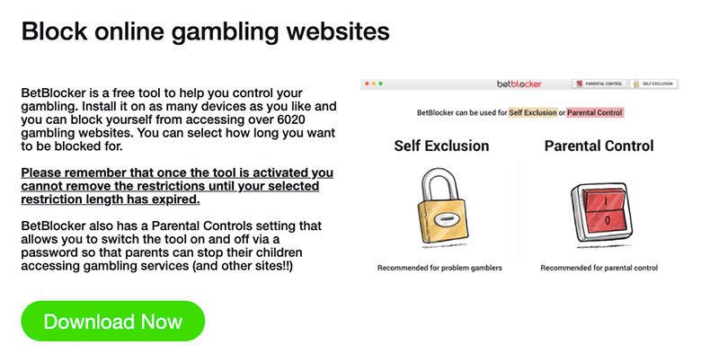 BetBlocker: An interesting tool that can help problem gamblers